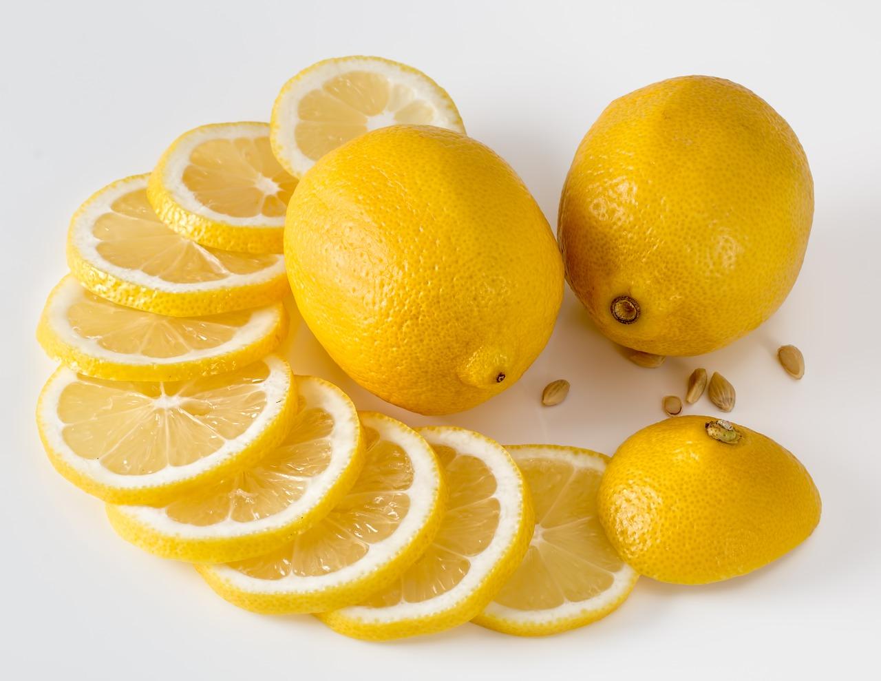 Olejek cytrynowy jako naturalny środek dezynfekcyjny